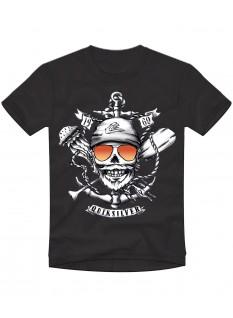 Quiksilver T-shirt Made Of Bones SS