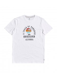 Quiksilver T-shirt Quiet Hour SS