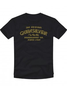 Quiksilver T-shirt Wider Mile SS