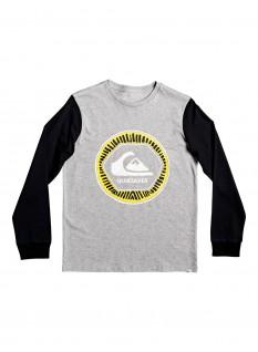 QS T-shirt Solar Sun LS Yth