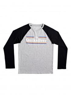 QS T-shirt Get Buzzy LS Yth