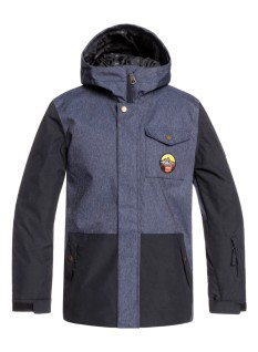Quiksilver Ridge Youth Jacket