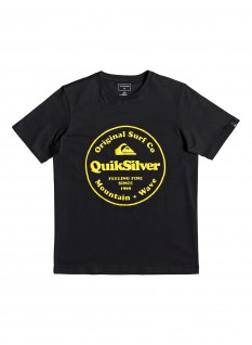 Quiksilver Boy's T-shirt Secret Ingredient SS Youth
