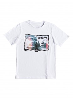 Quiksilver Boy's T-shirt Morning Session SS Youth