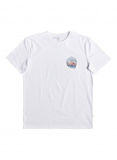 Quiksilver T-shirt Whale Sunset