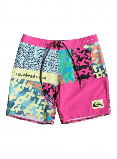Quiksilver Boardshort Highline More Paint 18