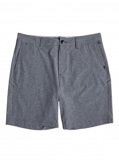 Quiksilver Shorts Union Heather Amphibian 19