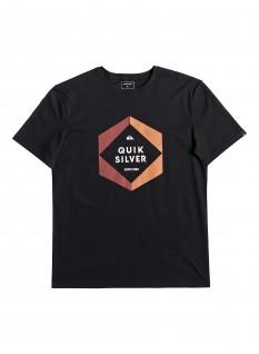 Quiksilver T-shirt Hexa Logo SS