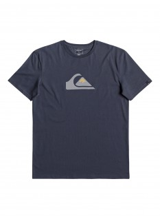 Quiksilver T-shirt M And W SS Tee
