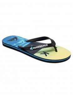 Quiksilver Sandals Molokai Wordblock Volley
