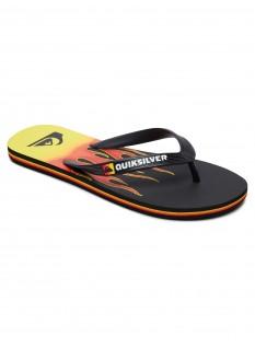 Quiksilver Sandals Molokai Fire