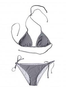 ROXY Bikini Pt Beach Classics Tiki Tri Ts Sc