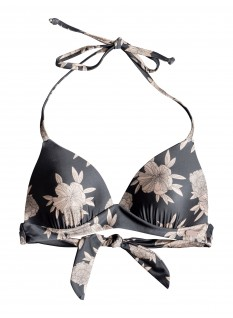 ROXY Bikini top Romantic Senses Mod Molded Tri