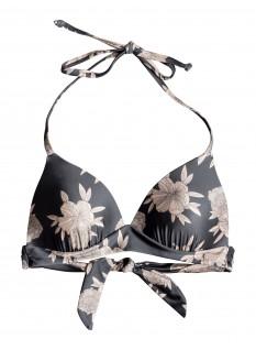 ROXY Bikini top Romantic Senses Mod Molded Tri