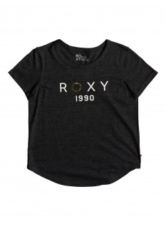 ROXY T-shirt Hello And Goodbye Gold