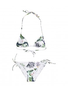 ROXY Bikini Roxy Bloom Tiki Tri Reg Ts