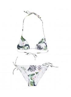 ROXY Bikini Roxy Bloom Tiki Tri Reg Ts