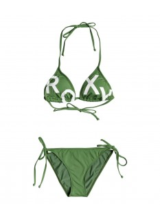 ROXY Bikini Sd Be Cl Tiki Tri Reg Ts Set