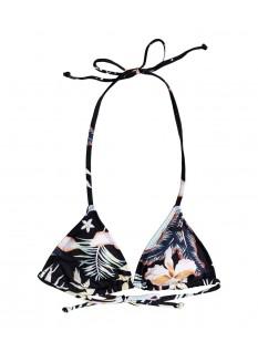 ROXY Bikini top Pt Beach Classics Mod Tiki Tri
