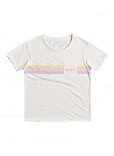 ROXY T-shirt Star Solar C