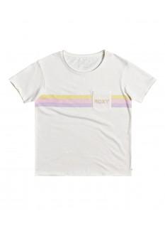 ROXY T-shirt Star Solar C