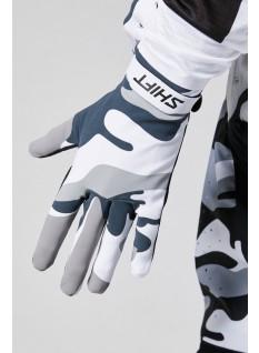 Black Label Snow Camo Invisible Glove
