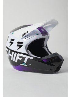 White Label Uv Helmet