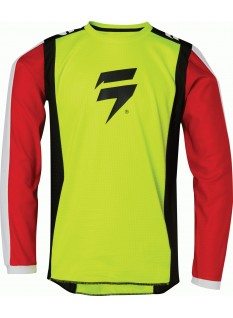 Youth WHIT3 Race Jersey 2