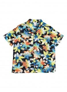 Quiksilver Wo's Camicia Camp Fluid Aop Shirt