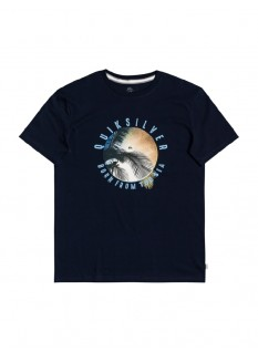 Quiksilver T-shirt Ocean Of Night SS