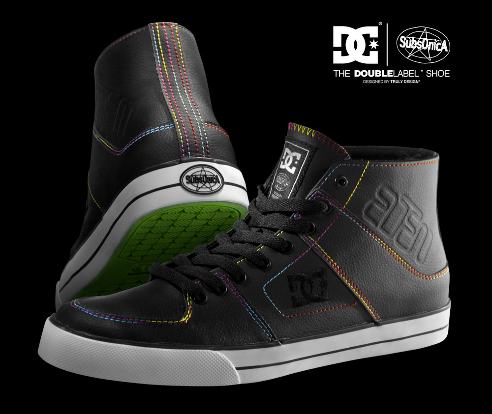 Subsonica Sports Shoes California Dc Double Label gxOvRwtgS